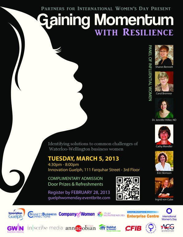 International Womens Day Guelph